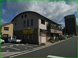 西村ビル1K[2階]の外観