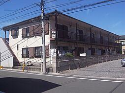 第3コーポ吉岡[103号室]の外観