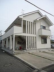 東京都足立区古千谷本町2丁目の賃貸アパートの外観