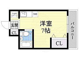 三国ヶ丘駅 3.3万円