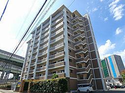ニューシティアパートメンツ南小倉II[8階]の外観