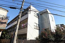 オスカーマンション所沢[2階]の外観