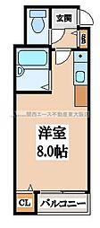 CTビュー小阪[2階]の間取り