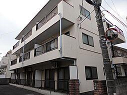 マンション新明[302号室]の外観
