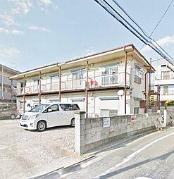 東京都葛飾区東金町5丁目の賃貸アパートの外観