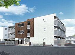 埼玉県さいたま市大宮区北袋町2丁目の賃貸アパートの外観