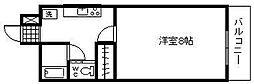 J-CITYビル[502号室]の間取り