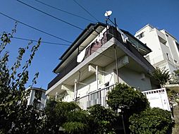 岡出アパート[1階]の外観