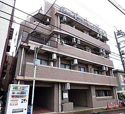 東京都品川区二葉3丁目の賃貸マンションの外観