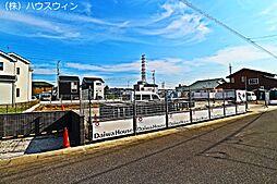埼玉県吉川市美南3丁目の賃貸アパートの外観