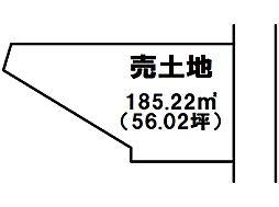 羽ノ浦町古庄大道ノ西 売土地