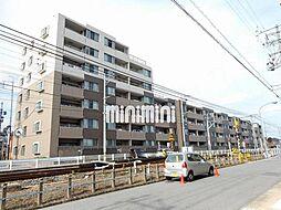 愛知県尾張旭市旭前町3丁目の賃貸マンションの外観