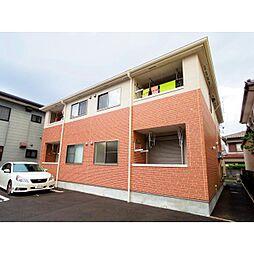 静岡県静岡市駿河区みずほの賃貸アパートの外観