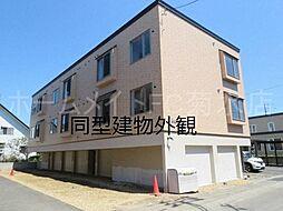 サマセット・ハウス弐番館[2階]の外観