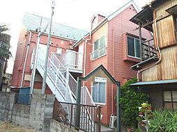 第6コーポ稲垣[2階]の外観