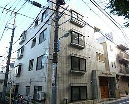 東京都新宿区中井1丁目の賃貸マンションの外観