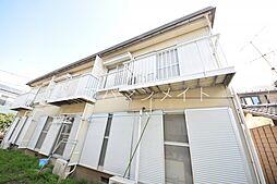 サニーヒルA[2階]の外観