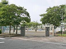 町田市立町田第六小学校 距離1100m