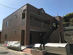 山口県下関市彦島江の浦町2丁目の賃貸アパートの外観