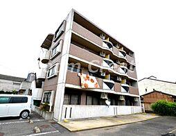 徳島県徳島市明神町2丁目の賃貸マンションの外観