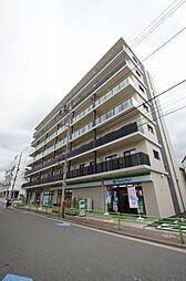 東京都大田区大森西1丁目の賃貸マンションの外観