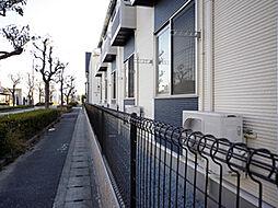 兵庫県姫路市白浜町宇佐崎中1丁目の賃貸アパートの外観