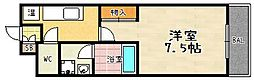 京都府京都市伏見区深草出羽屋敷町の賃貸マンションの外観