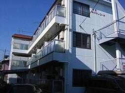 第二中川サンコーポ[207号室]の外観