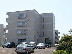 中村マンション[204号室]の外観