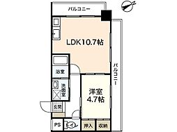 RESIDENCE西宮三篠町公園[3階]の間取り