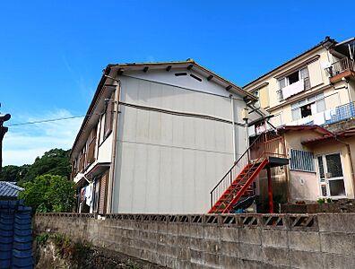 外観,2DK,面積44.25m2,賃料4.0万円,,,長崎県長崎市白木町10-14