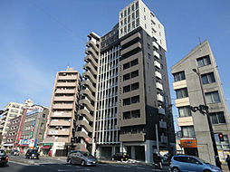 THE SQUARE Suite Residence[7階]の外観