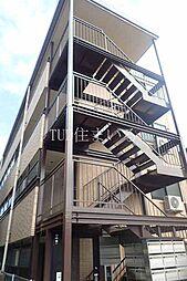 レジナス蕨[4階]の外観