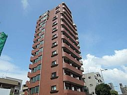 コーポマキ[6階]の外観