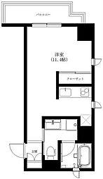 EINHAUS[403号室]の間取り