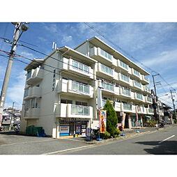 大阪府枚方市茄子作3丁目の賃貸マンションの外観