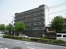京都府京都市中京区西ノ京中保町の賃貸マンションの外観