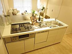 食洗機、浄水器付き