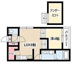 中村公園駅 6.4万円