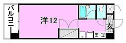 エトワール和泉[103 号室号室]の間取り