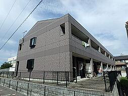 ビアンシャトレーン[103号室]の外観