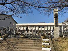 つくば市立島名小学校(1600m)