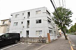 秋田マンション[404号室]の外観