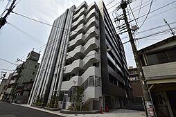 ライジングプレイス川崎二番館[8階]の外観