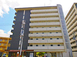 滋賀県草津市東矢倉2丁目の賃貸マンションの外観