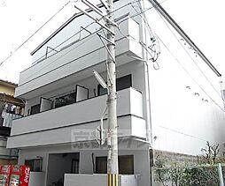 京都府京都市伏見区深草瓦町の賃貸マンションの外観