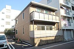 広島県広島市中区舟入南3丁目の賃貸アパートの外観