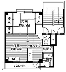 荒野台駅 1.7万円