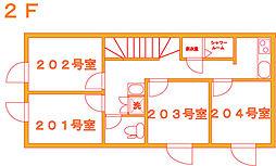 仙川駅 2.8万円