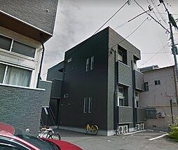 クレオ箱崎宮前3番館[1階]の外観